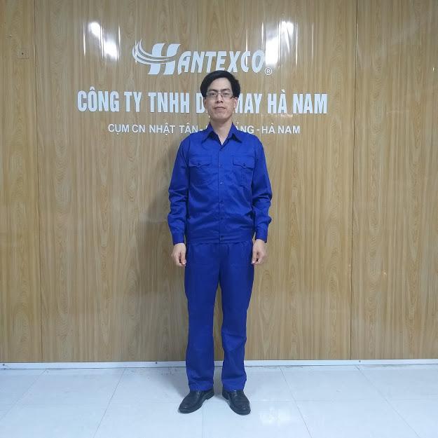Quần áo Bảo hộ lao động B1