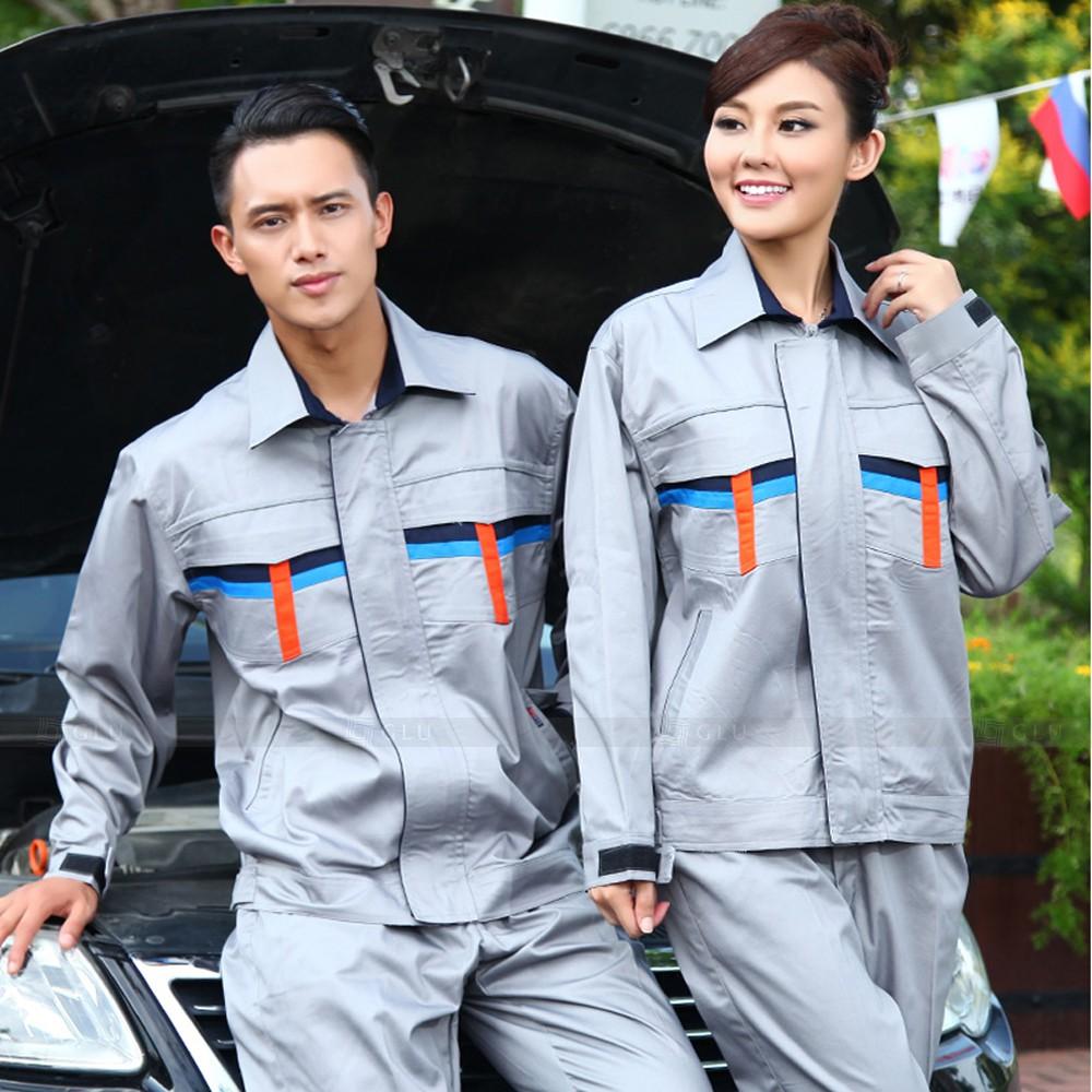 Quần áo Bảo hộ lao động M01