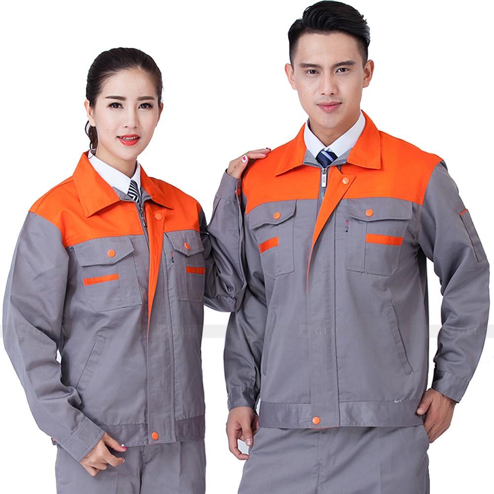 Quần áo Bảo hộ lao động M04