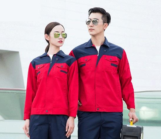Quần áo Bảo hộ lao động M07