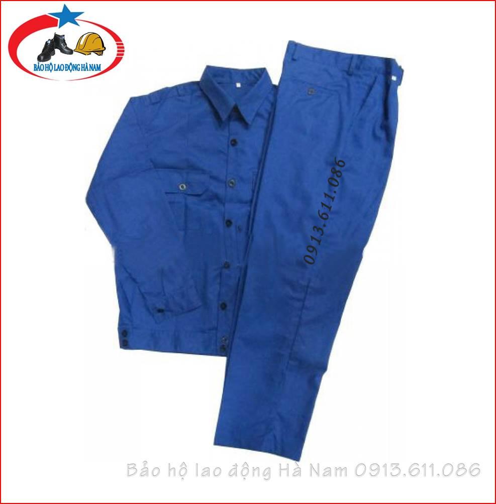 Quần áo Bảo hộ lao động Mẫu_A17