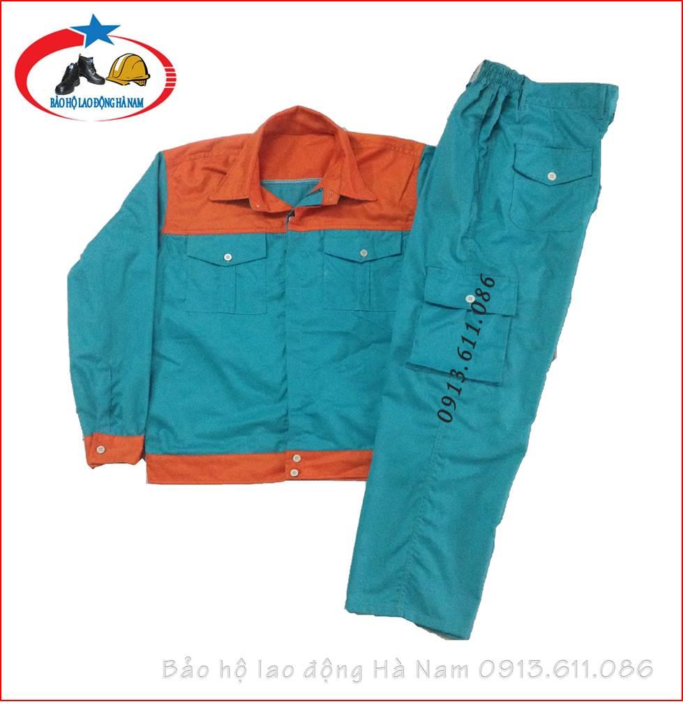 Quần áo Bảo hộ lao động Mẫu_A18