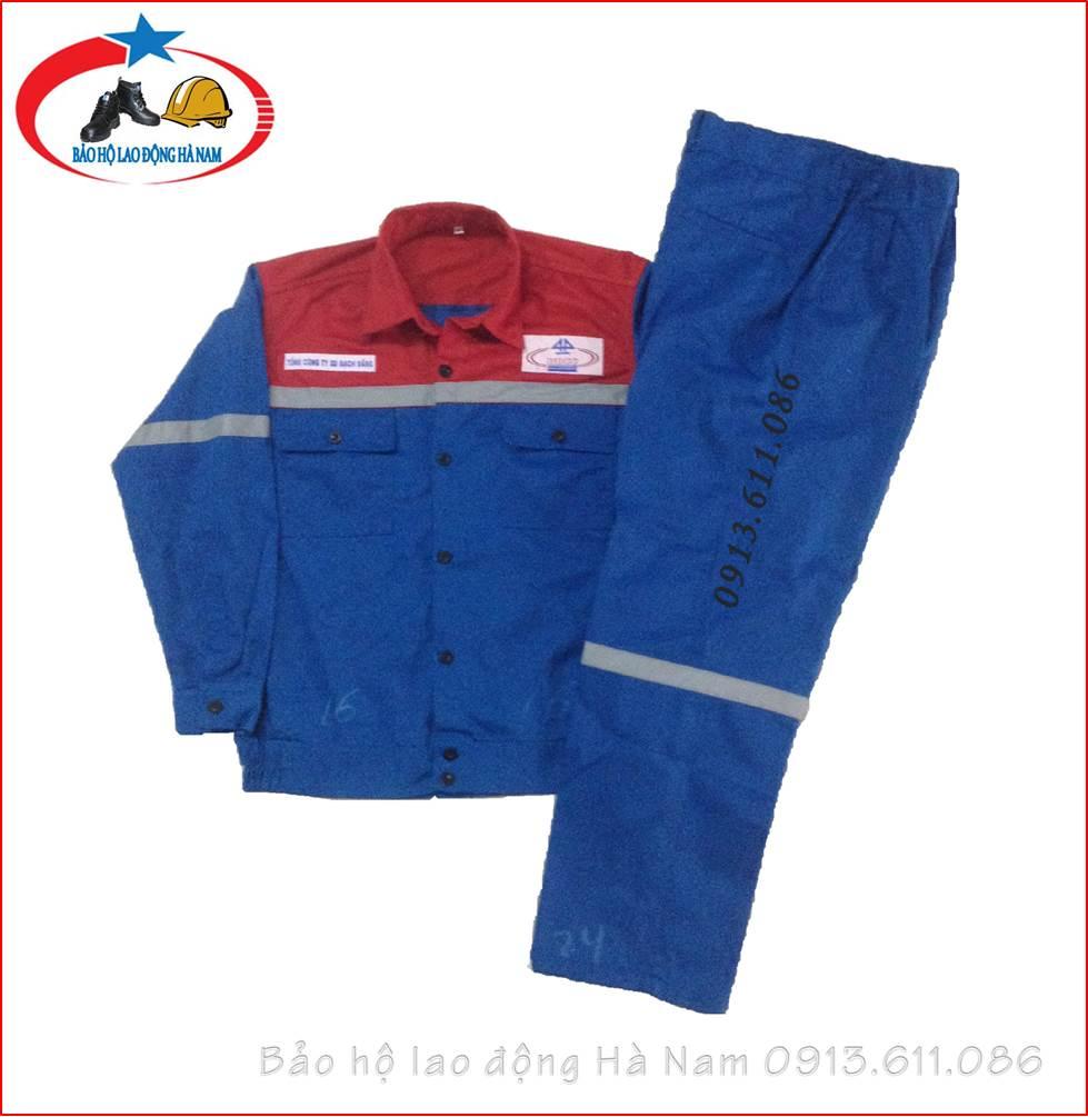 Quần áo Bảo hộ lao động Mẫu_A19