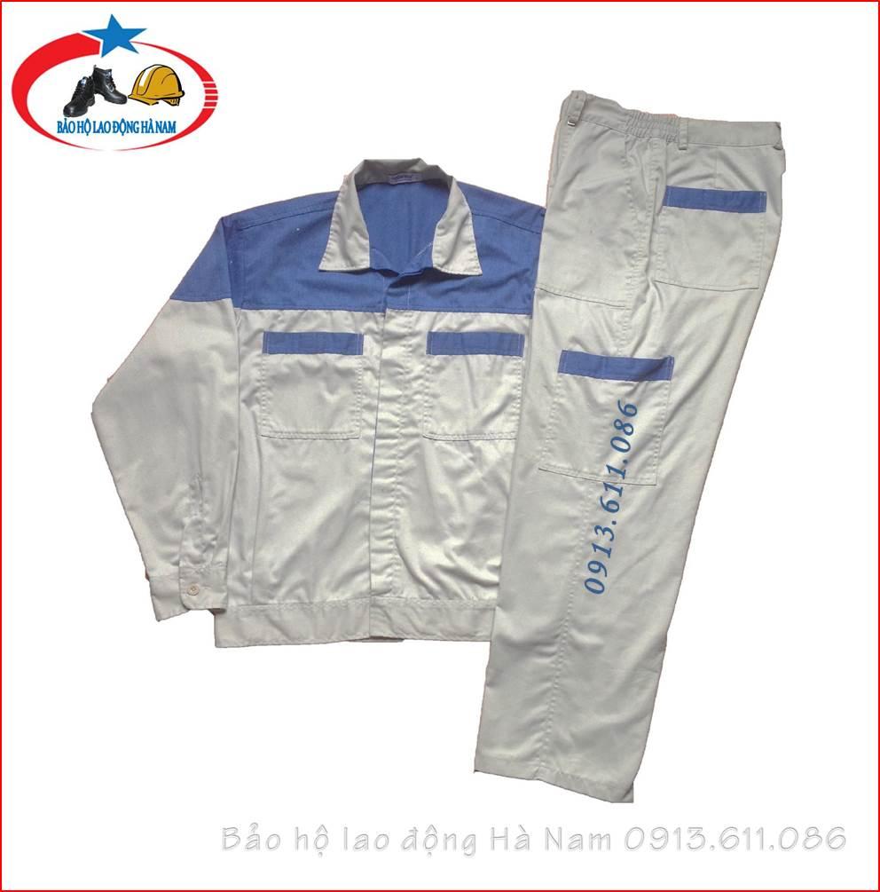 Quần áo Bảo hộ lao động Mẫu_A20